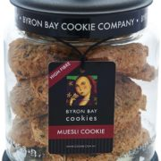 Byron Bay Cookie Jar Australia Muesli Cookies Buy Wholesale Online Good Food Warehouse