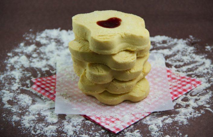 Jam Drop Wholesale Cafe Cookies