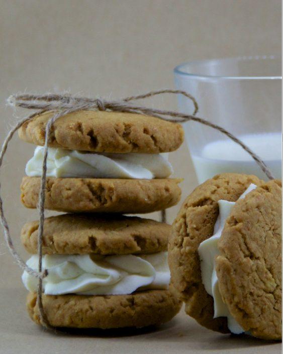Wrapped Cookie 80g - New York Cheesecake - Redzed